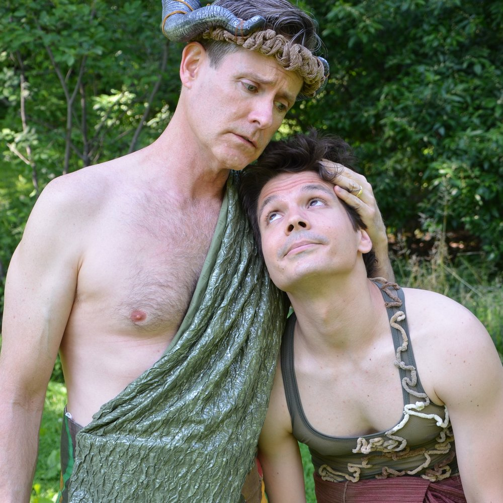 New York Classical free theatre in the park A Midsummer Night's Dream in Central Park William Shakespeare
