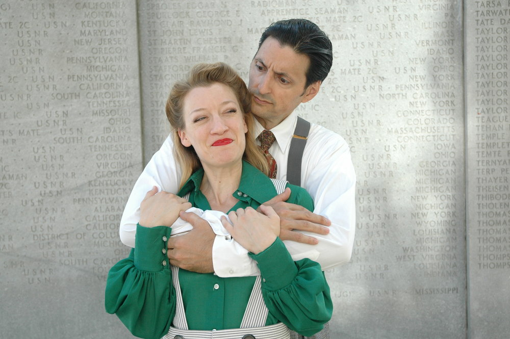 New York Classical Theatre free Shakespeare in the park Much Ado About Nothing