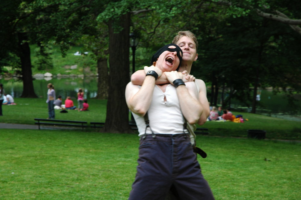 New York Classical Theatre free Shakespeare in the park As You Like It