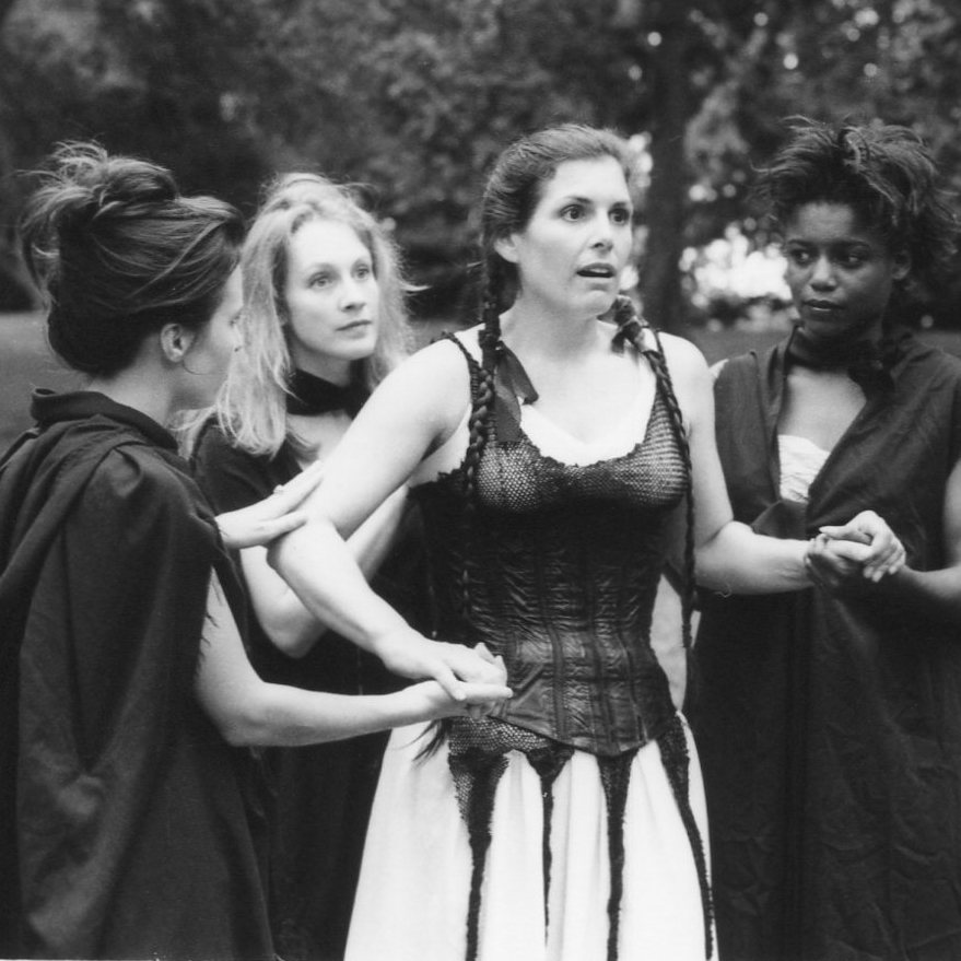 New York Classical Theatre free Shakespeare in the park The Tragedy of Macbeth