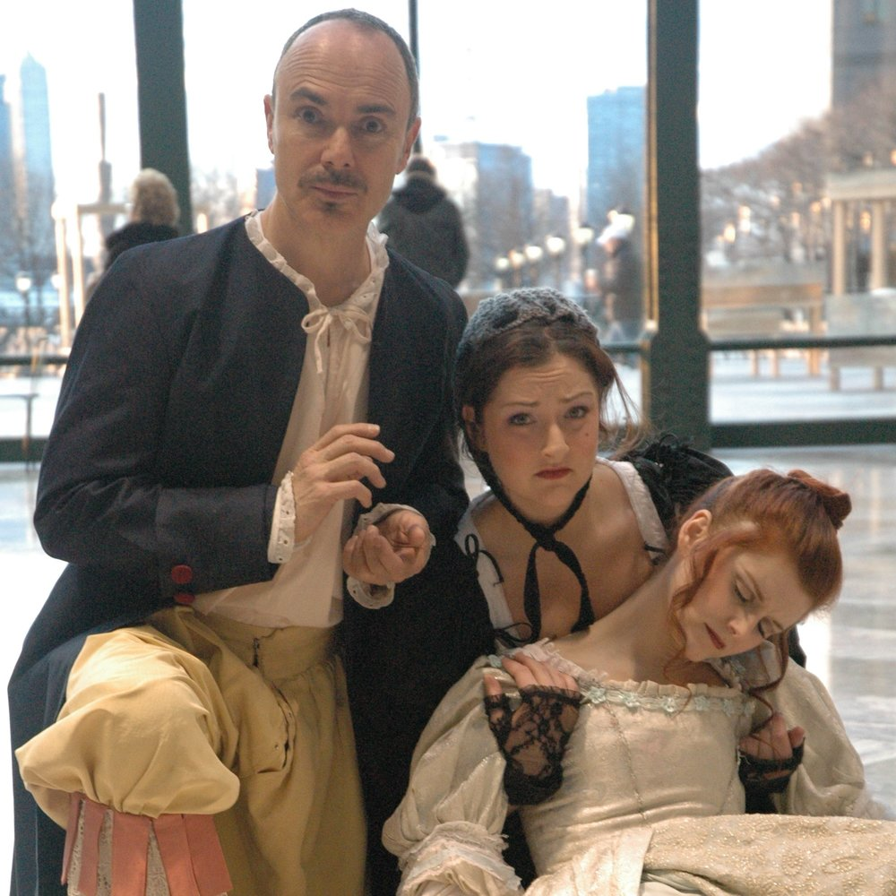 New York Classical free theatre in the city Playing Moliere
