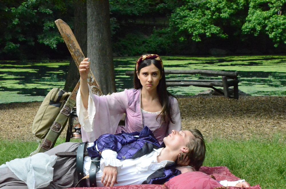 New York Classical Shakespeare in the park Romeo and Juliet