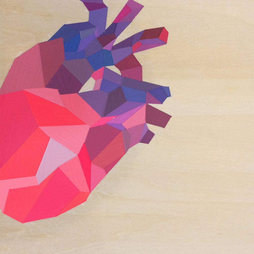 NEED / WANT (HEART)
