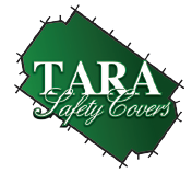 Tara MFG pool safety cover logo