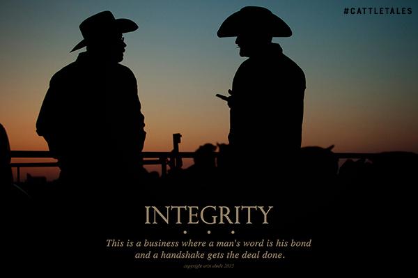 Integrity by Erin Ehnle