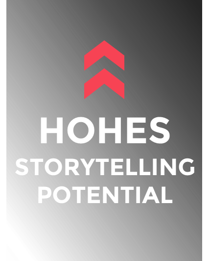 Videos haben Storytelling Potential