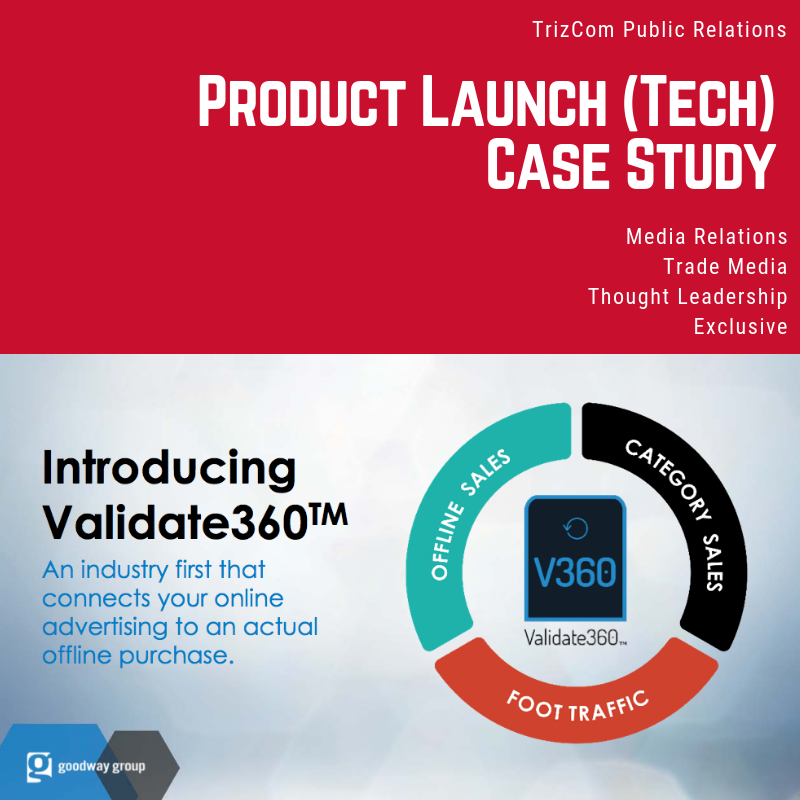 Download:    Product Launch Tech TrizCom PR Case Study