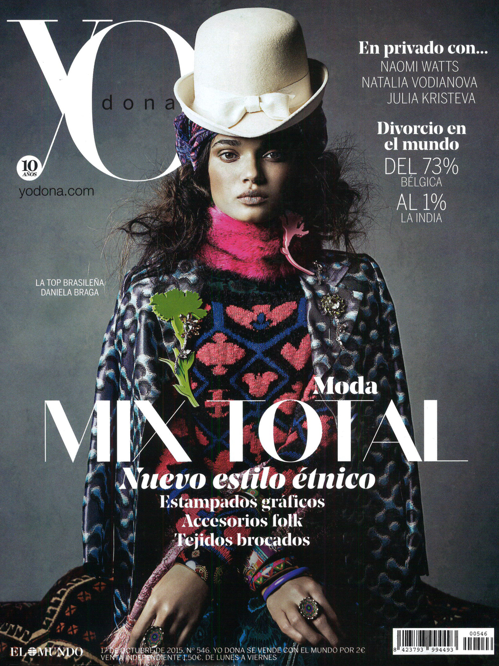 YO DONA MAGAZINE   (CLICK TO VIEW GALLERY)