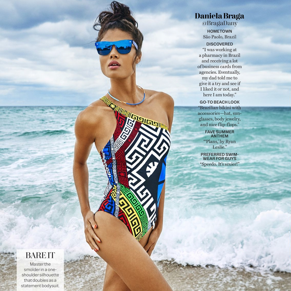 COSMOPOLITAN (USA) JULY 2016   (CLICK TO VIEW GALLERY)
