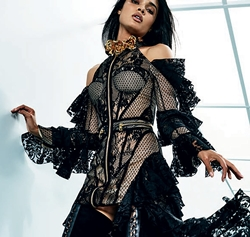 BALMAIN RESORT 2018 CAMPAIGN (CLICK TO VIEW GALLERY)