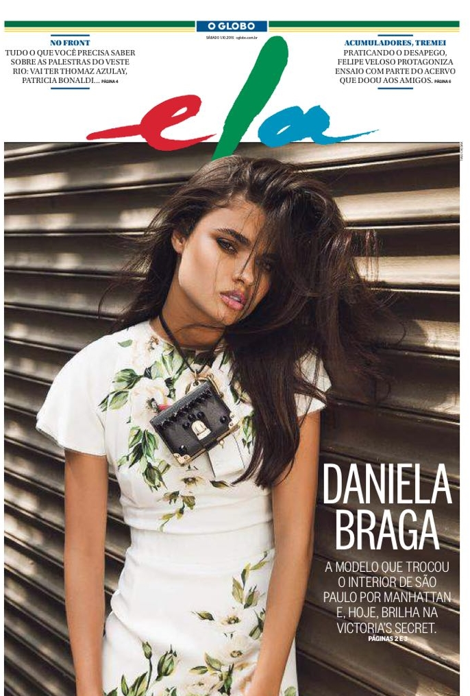 CADERNO ELA JOURNAL   BRAZIL   (CLICK TO VIEW GALLERY)
