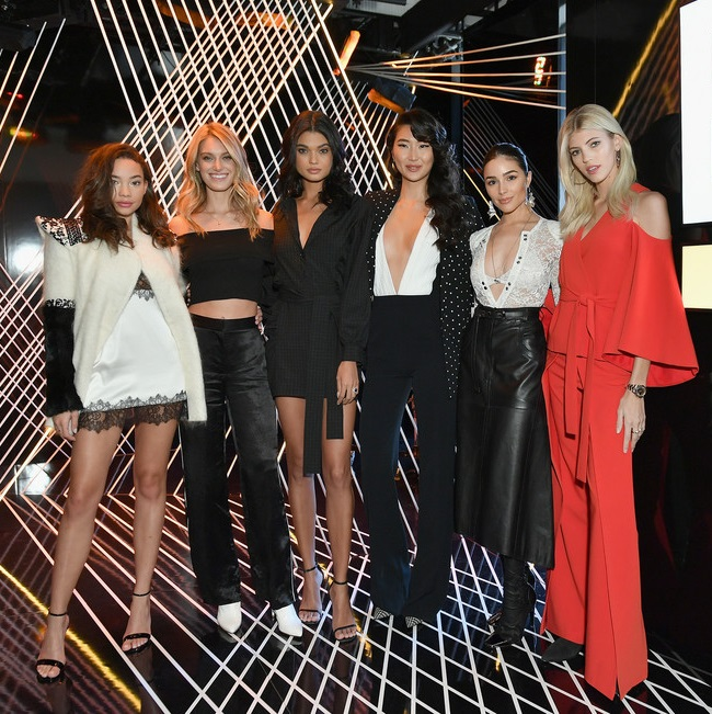 E! #MODELSQUAD MEETING   (CLICK TO VIEW GALLERY)