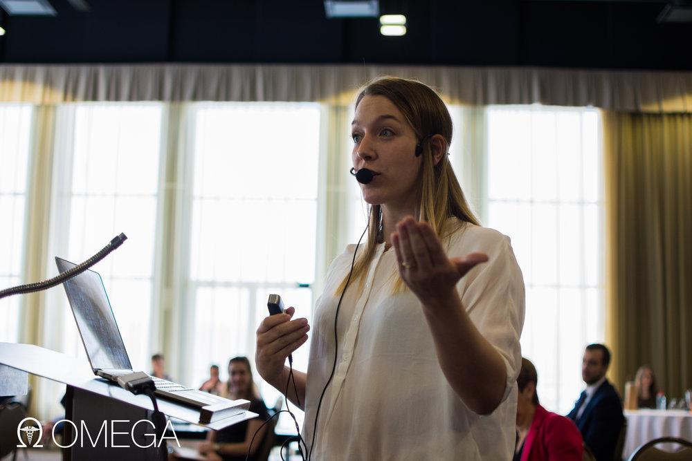 Marie-Frédérique Tremblay, Directrice de la Simulation