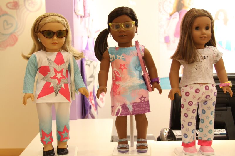 1c14f46221 Be the Designer at the American Girl #TrulyMe Signature Studio — The ...