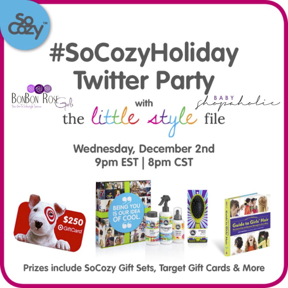 Holiday Twitter Party 12/2/15