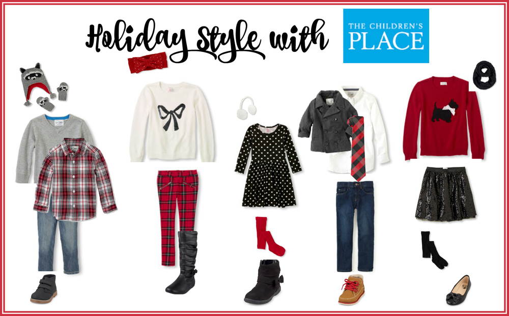 holiday looks curated by The Little Style File