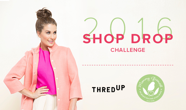 shop drop challenge