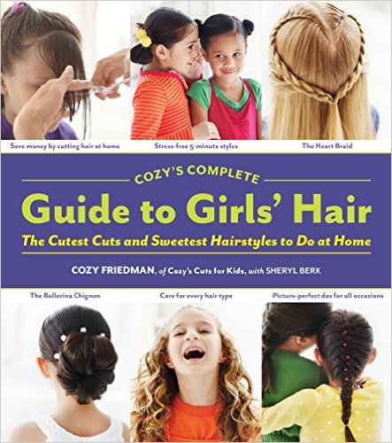 Cozy's complete guide to girls hair book
