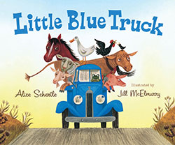 Little Blue Truck Birthday Party The Little Style File
