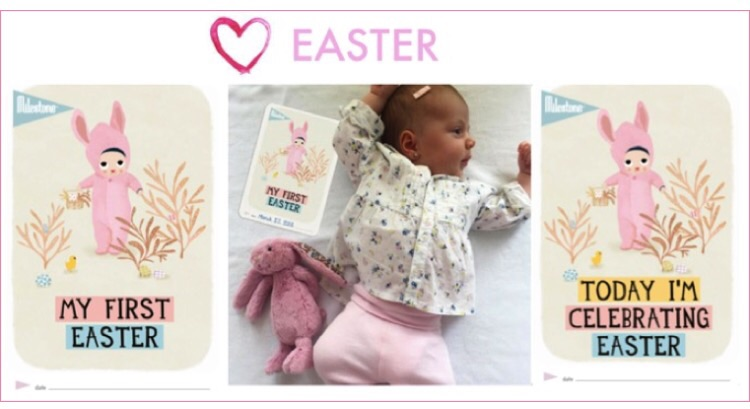 "Download ""My First Easter""  here , ""Today I'm Celebrating Easter"" can be downloaded  here , ""Our First Easter"" for Twins is  here !"