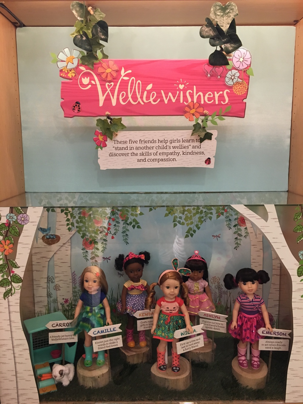 welliewishers from American Girl