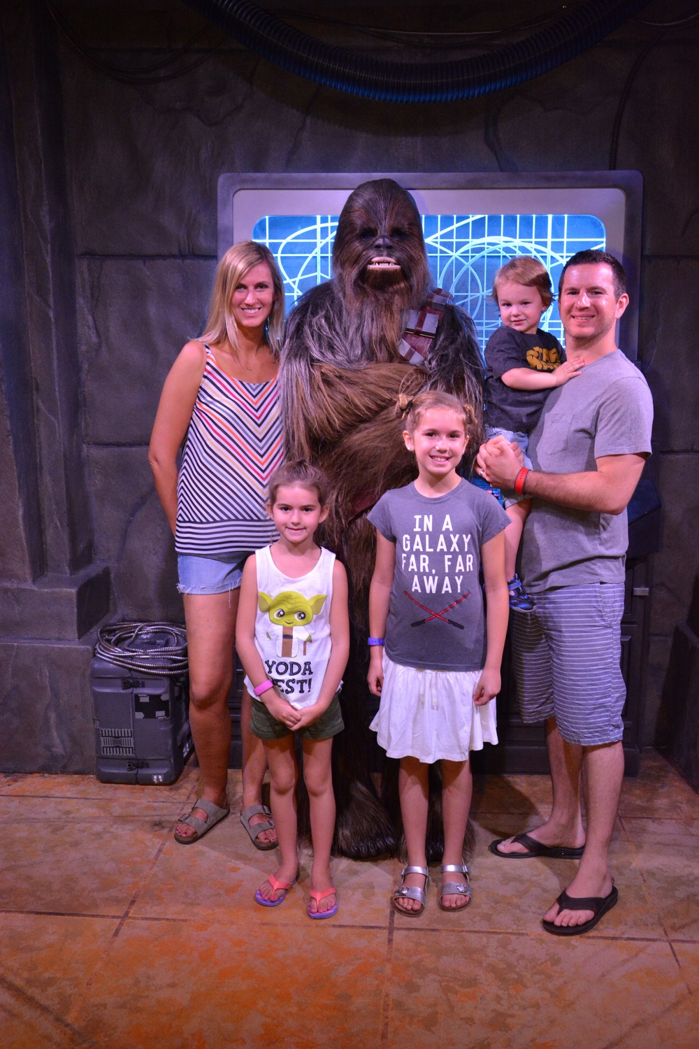 how to meet chewbacca at disney world