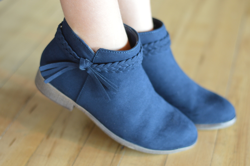 booties for back to school
