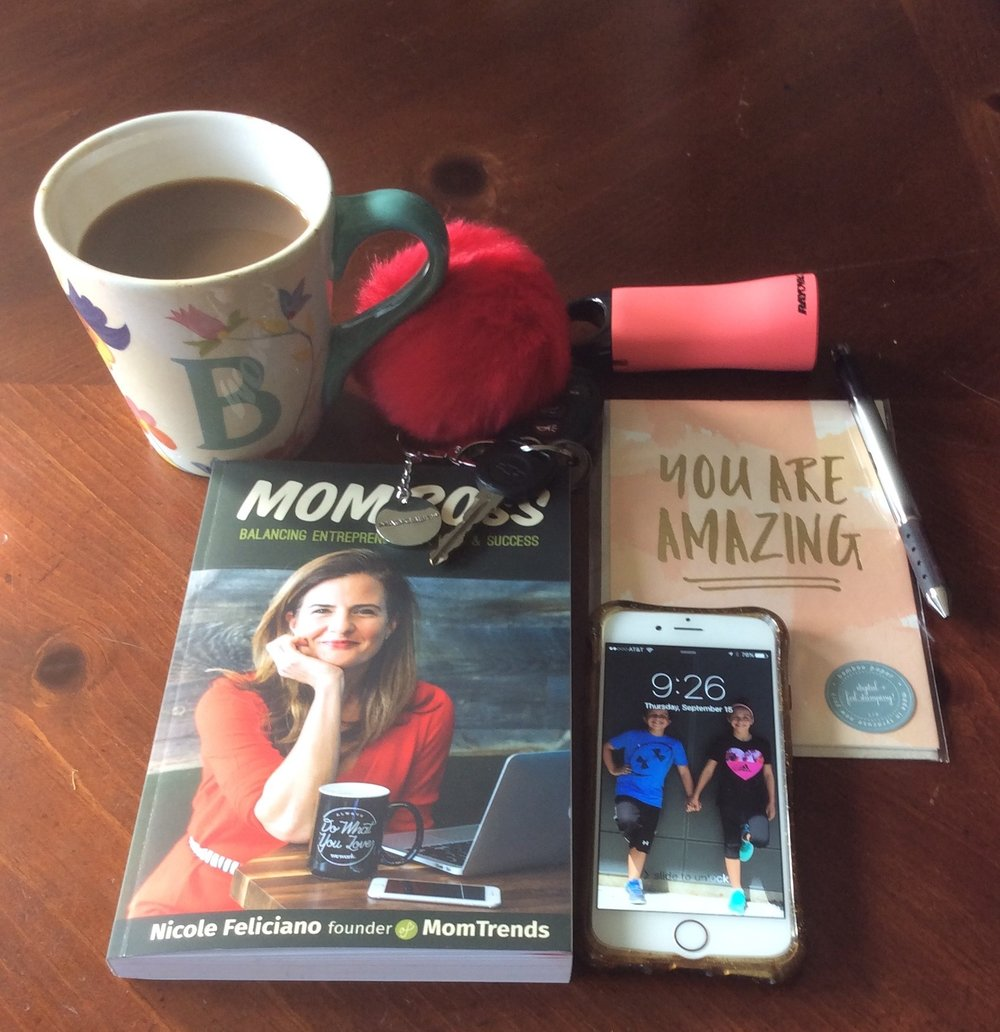 Mom Boss Book ,  Miracle Suit Key Chain ,  Rayovac Power Protect