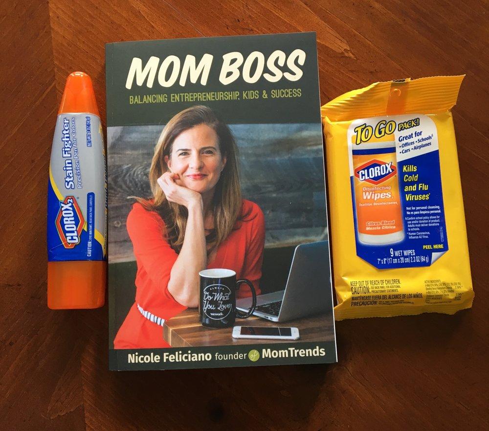 MomBoss Book