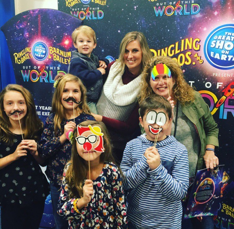 Ringling Bros. Out of This World