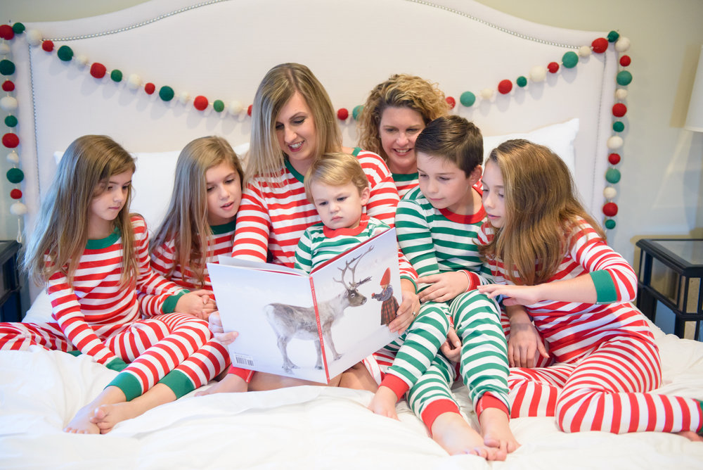 Hanna Andersson Holiday Stripe Pajamas