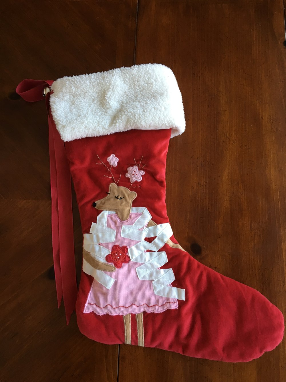 Pottery Barn Kids Stocking