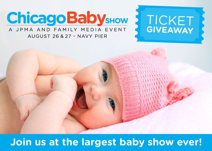 Chicago Baby Show ticket giveaway