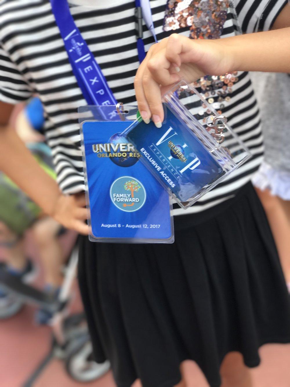 VIP Experience at Universal Orlando