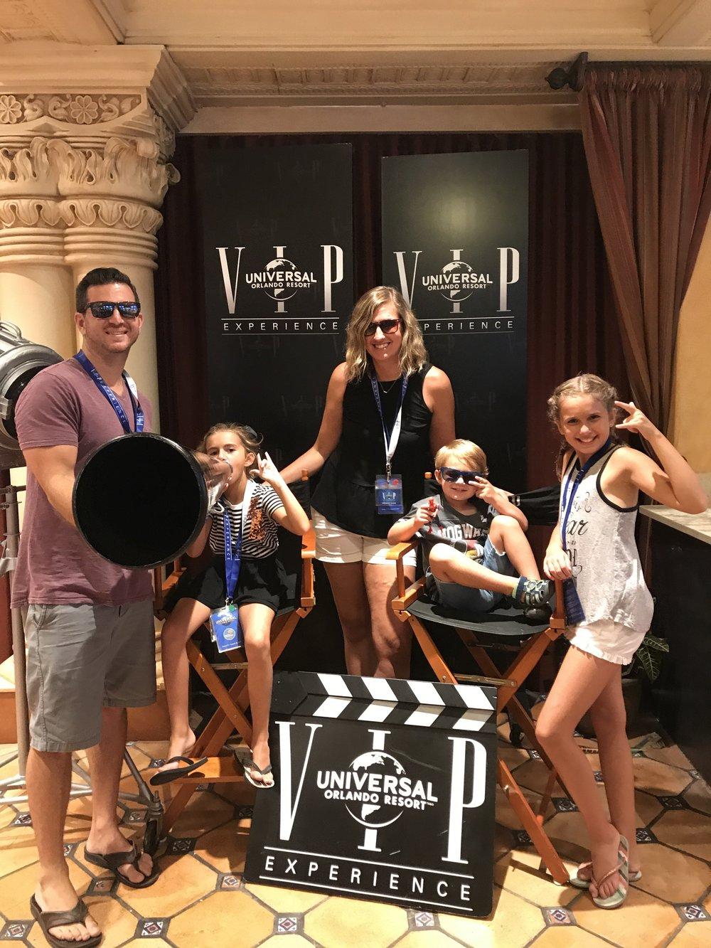 Universal Orlando Resort VIP Experience