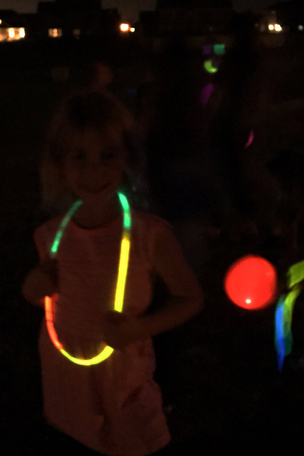 activities for your glow party