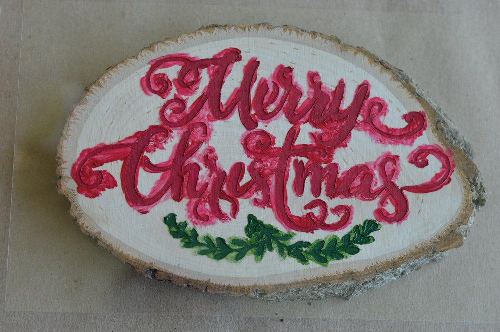 Christmas DIY gift