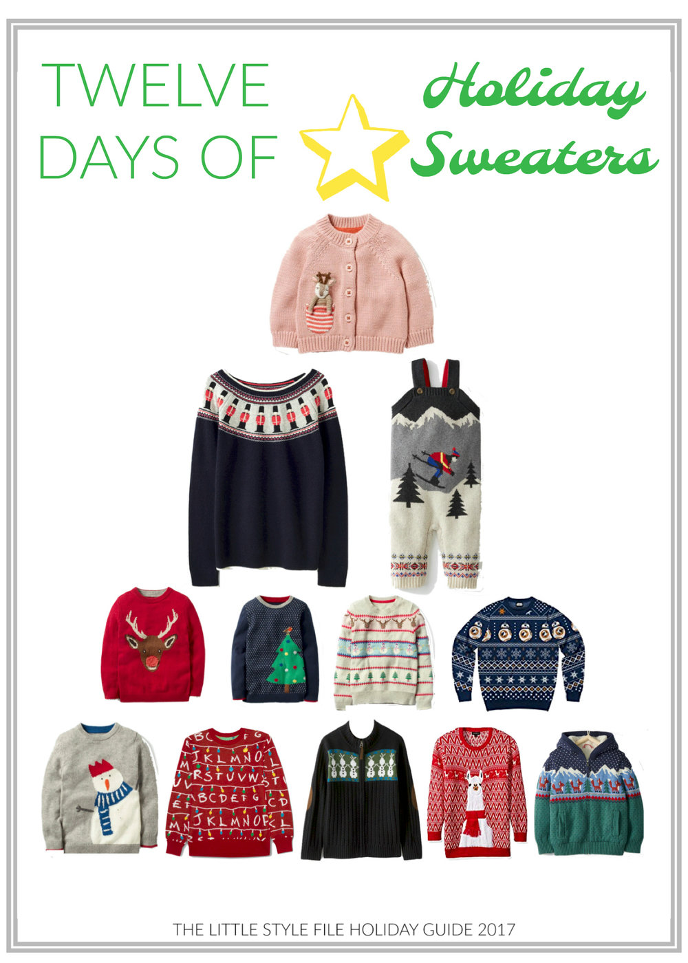 best holiday sweaters
