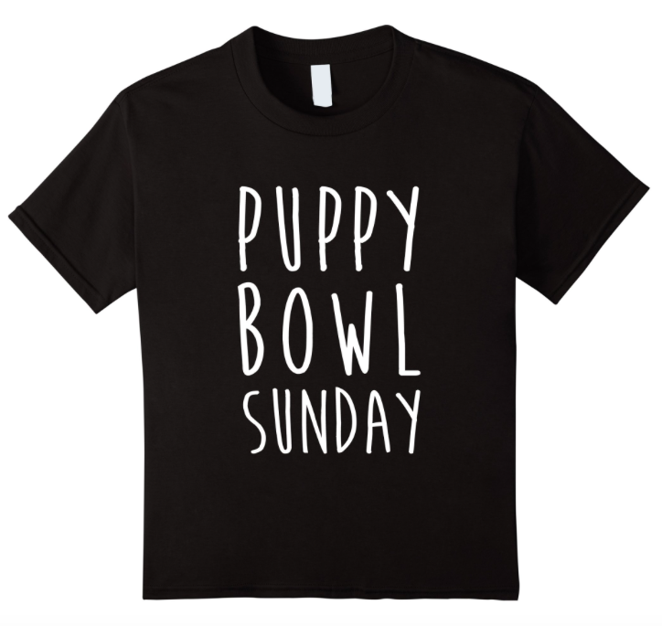 Puppy Bowl Shirt