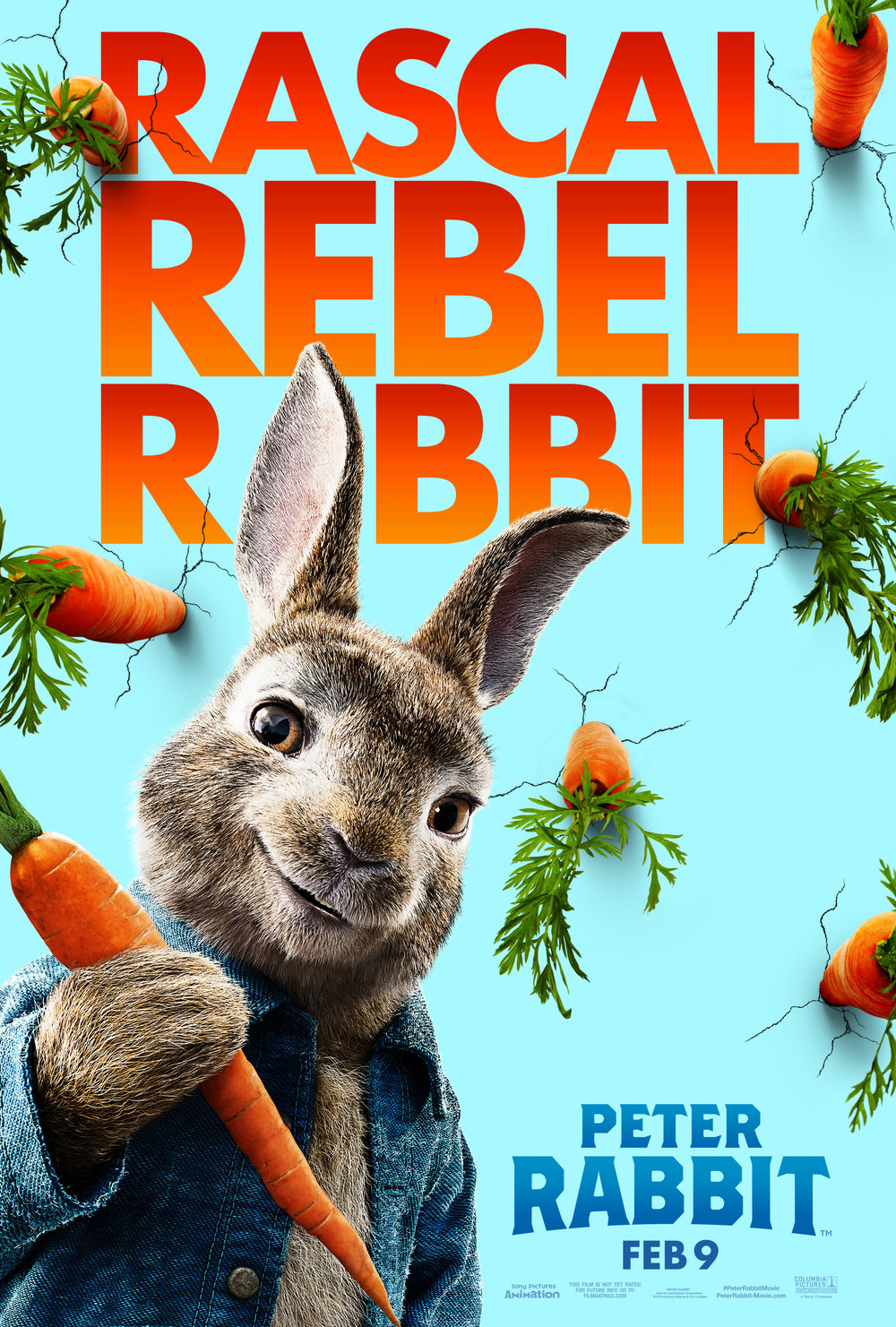 Peter rabbit movie