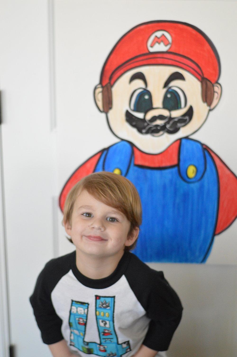 Mario birthday games