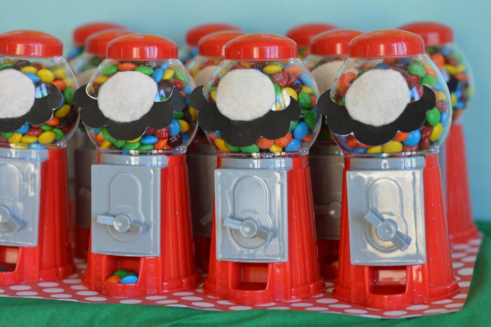 DIY Mario gumboil machines