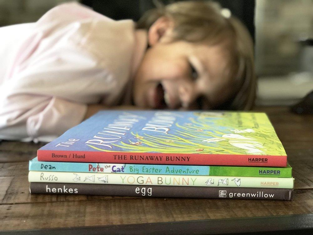best easter books