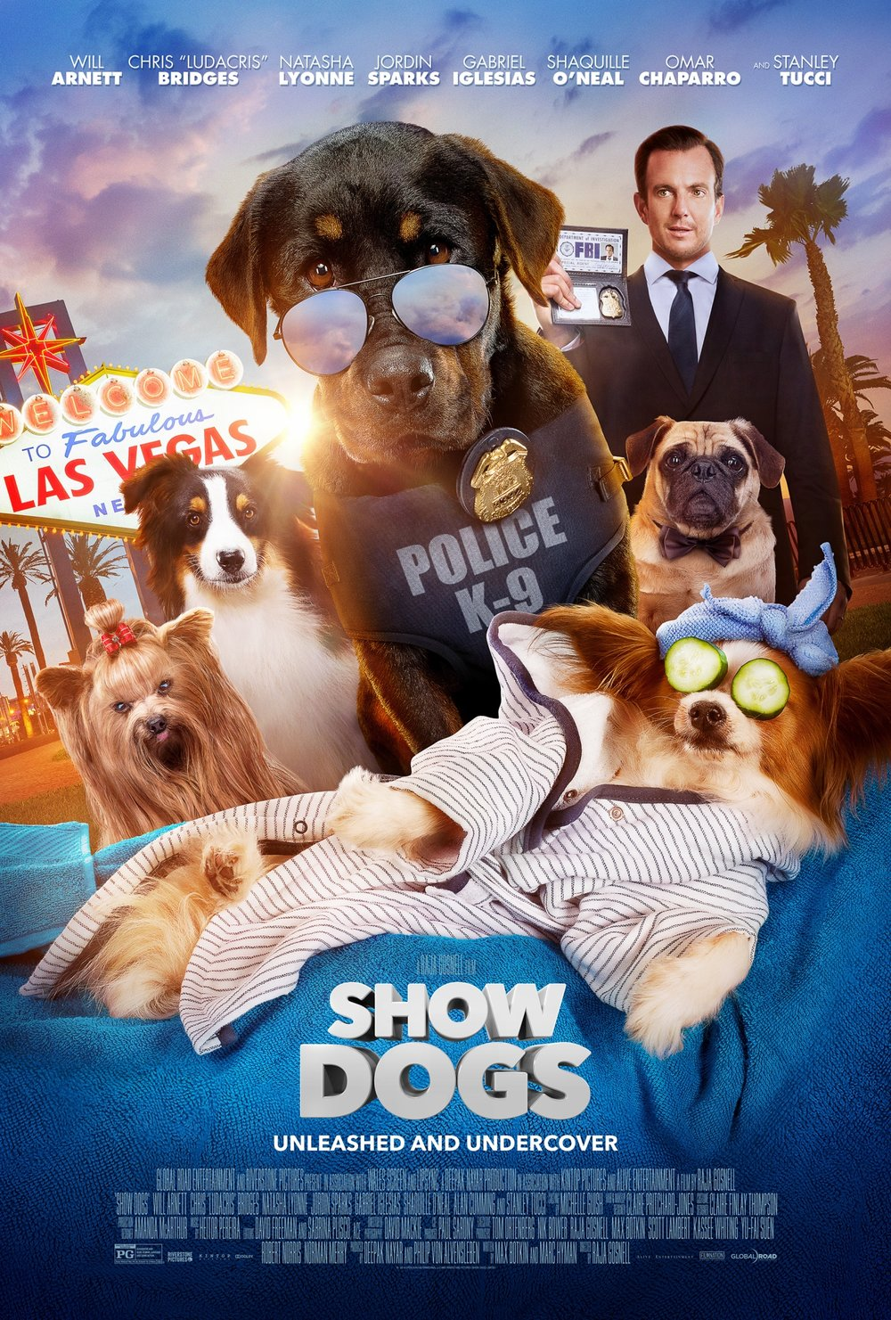 show dogs movie