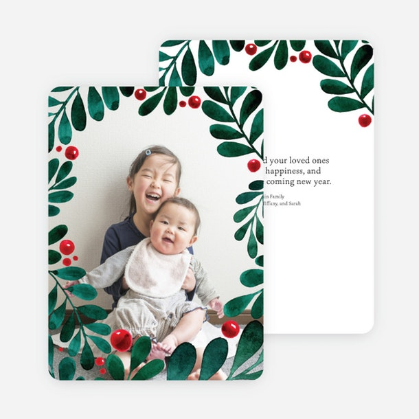 paper culture holiday cards