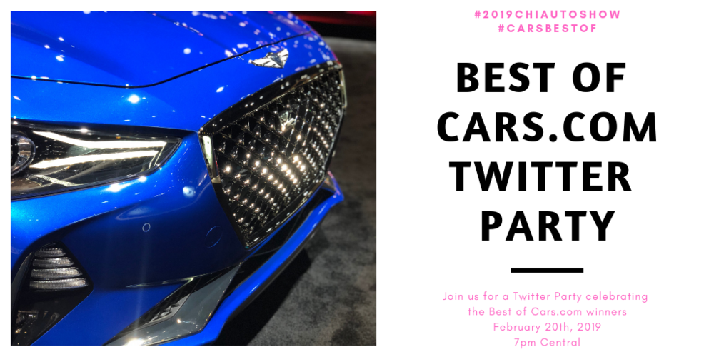 cars.com twitter party