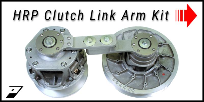 Arctic Cat Clutch Link Arm Kit