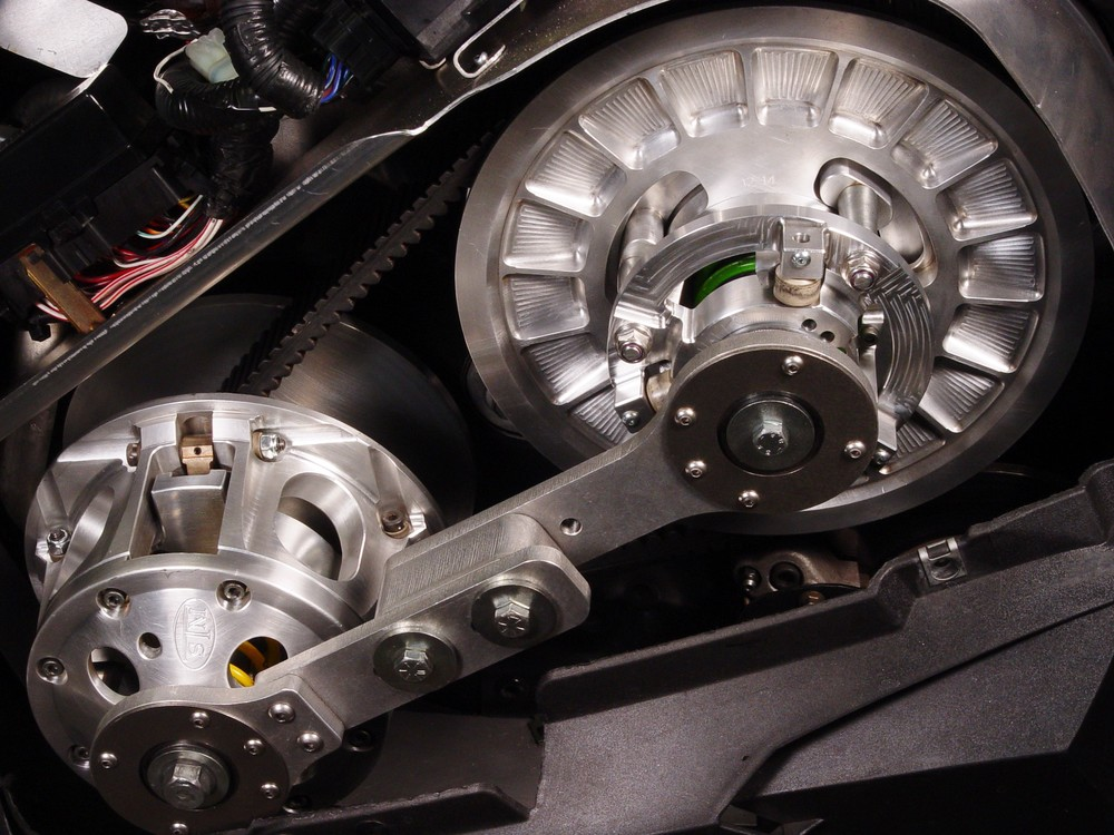 STM Clutches on Arctic CAt 1100 turbo