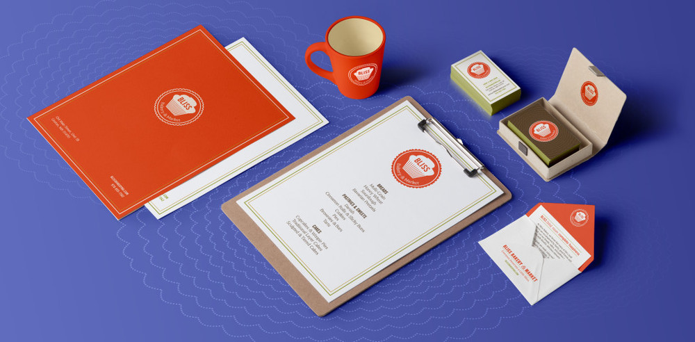 Printed Branding Collateral