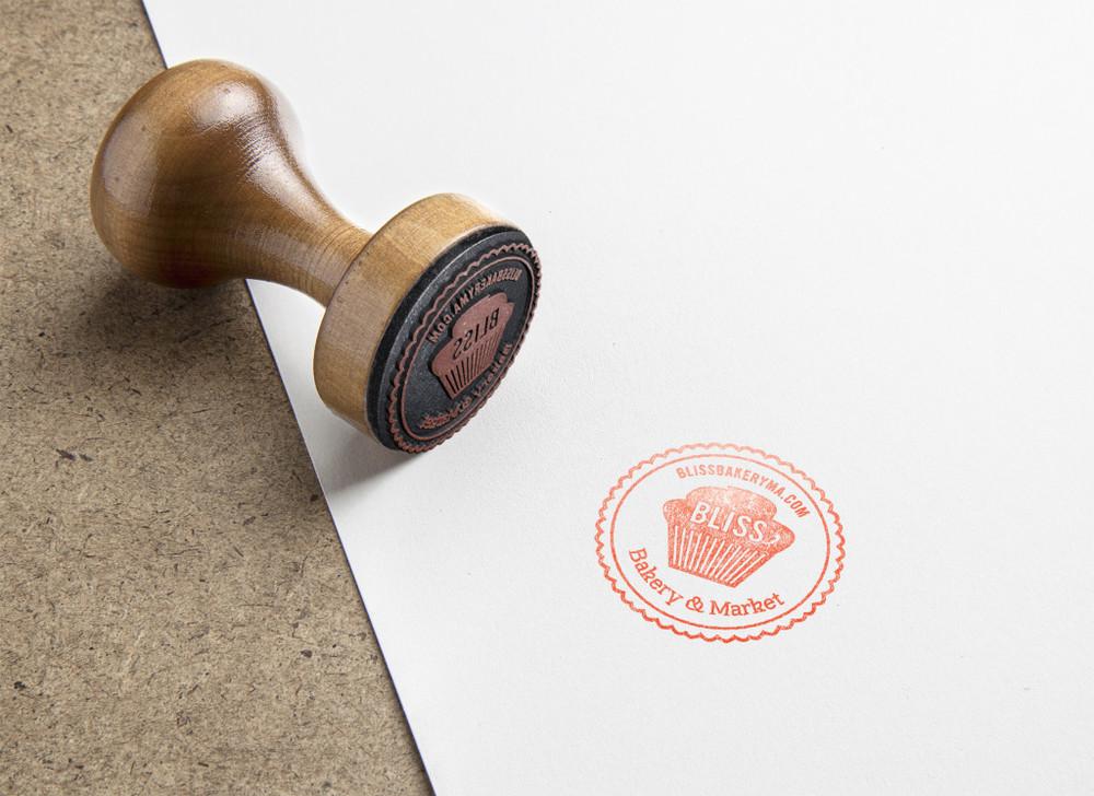 Custom Rubber Stamp